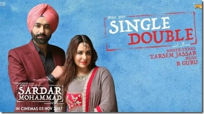 Single Double (Full Song) Sardar Mohammad-Tarsem Jassar