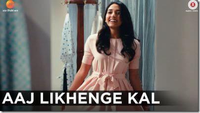 Zee TV  Aaj Likhenge Kal Vishal Bhardwaj