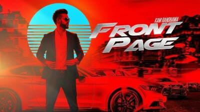 Front Page Kam Randhawa Only Jashan