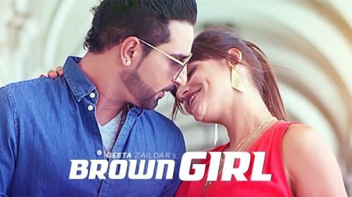 Geeta Zaildar Brown Girl Full song