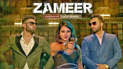 Zameer song Aarsh Benipal, Harsimran