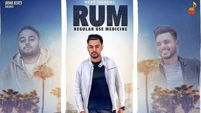 rum (regular use medicine) by meet hundal deep jandu