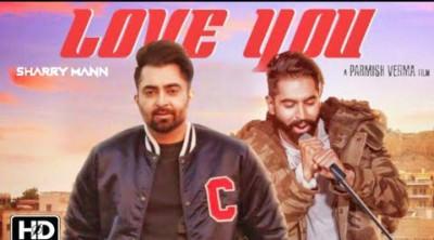 Love You song lyrics by Sharry Maan
