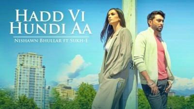 Nishawn Bhullar Hadd Vi Hundi Aa (Full Song)