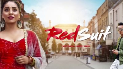 Red Suit song Neha Bhasin feat Harshit Tomar