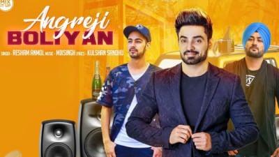 Resham Anmol - Angreji Boliyan Ft MixSingh