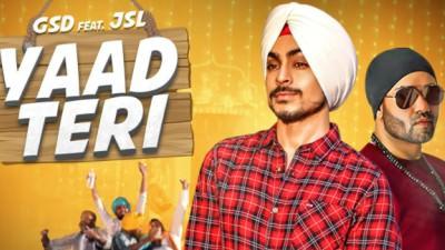 Yaad Teri (Full Song) GSD JSL Singh