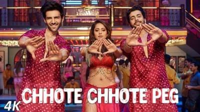 Chhote Chhote Peg song Yo Yo Honey Singh