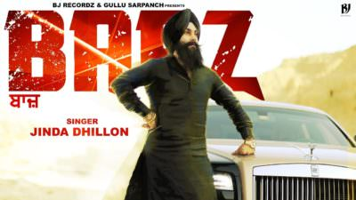 BAAZ FULL SONG JINDA DHILLON DEEP JANDU