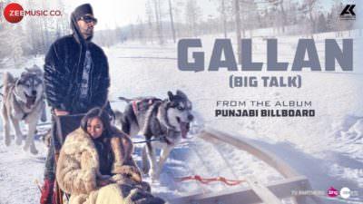 Gallan - song Manj Musik