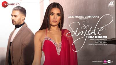 So Simple - Jaz Dhami