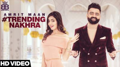 Trending Nakhra Amrit Maan ft. Ginni Kapoor
