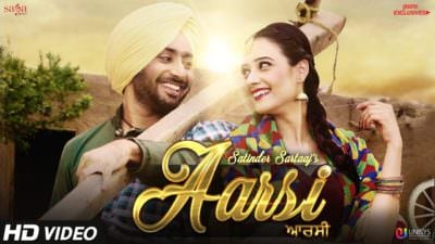 Aarsi (The Mirror) - Satinder Sartaaj