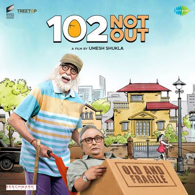 102 Not out (Original Motion Picture Soundtrack) - EP (by Various Artists)