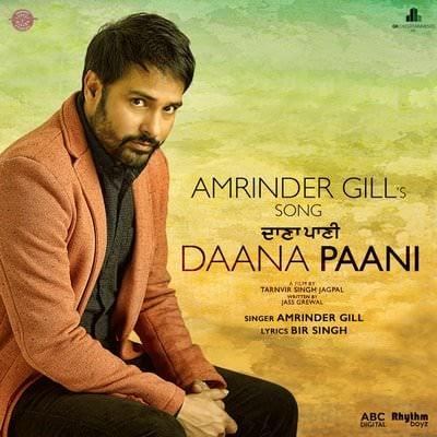 Daana Paani From Daana Paani by Amrinder Gill