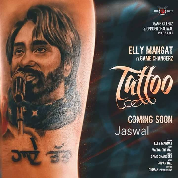 Elly Mangat - Tattoo