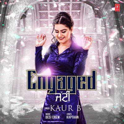 Engaged Jatti -Kaur-B & Desi Crew
