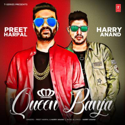 Preet Harpal & Harry Anand - Queen Banja (1)