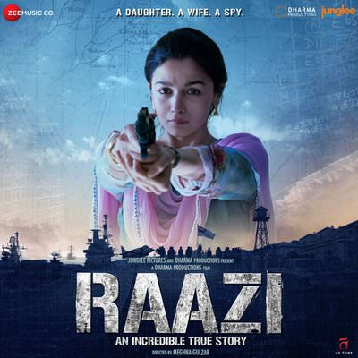 Raazi (Original Motion Picture Soundtrack) - EP (by Shankar-Ehsaan-Loy)