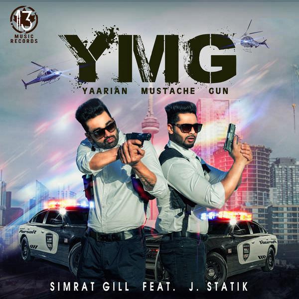 Ymg (Yaarian Mustache Gun) [feat. J Statik]