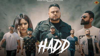 HADD - Deep Jandu Amrit Maan