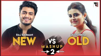 New vs Old 2 Bollywood Songs Mashup