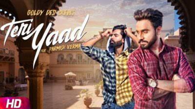 teri Yaad Goldy Desi Crew Feat Parmish Verma (2)