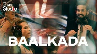 Baalkada, Lucky, Naghma & Jimmy Khan, Coke Studio (1)