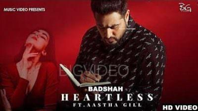 HEARTLESS - Badshah ft. Aastha Gill(1)
