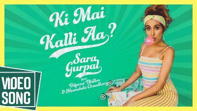 Ki Main Kalli Aa song lyrics Sara Gurpal (1)