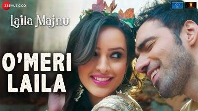 O Meri Laila song lyrics Laila Majnu Atif Aslam