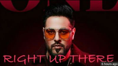 Right Up There Ft. Lisa Mishra Badshah Song