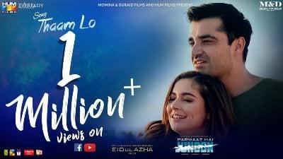 Thaam Lo Song by Atif Aslam Parwaaz Hai Junoon