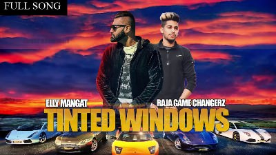 Tinted Windows song Raja Game Changerz (1)