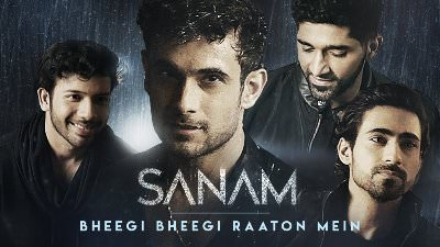 Bheegi Bheegi Raaton Mein song lyrics translation Sanam (1)