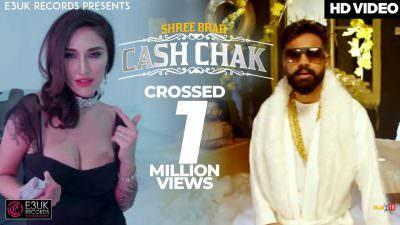 Cash Chak Lyrics – Shree Brar ft. Dilpreet Dhillon