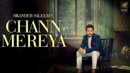 Chann Mereya song lyrics Sikander Saleem