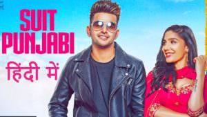 JASS MANAK SUIT PUNJABI hindi lyrics