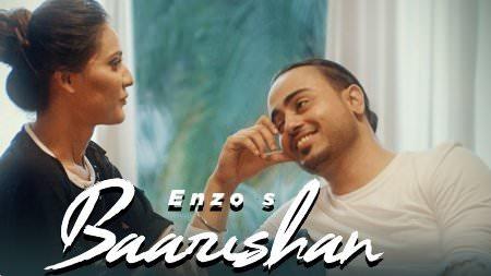 BAARISHAN LYRICS - Enzo | Punjabi Song