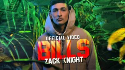 Bills Zack Knight song lyrics