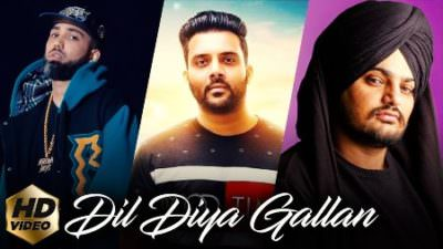 Dil Diyan Gallan Song lyrics Preet ft. Sidhu Moosewala(1)