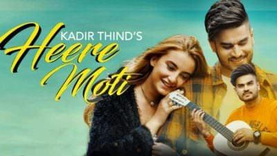 Heere Moti song Kadir Thind