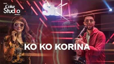 Ko Ko Korina Lyrics – Coke Studio | Ahad Raza Mir & Momina Mustehsan