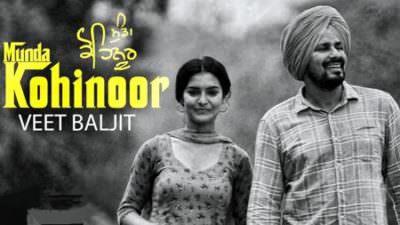 Munda Kohinoor song lyrics Veet Baljit