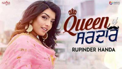 Queen of Sardar - Rupinder Handa