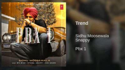 Trend Sidhu Moose Wala Song