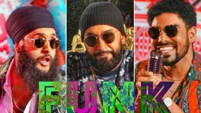 Funk Lyrics - Pav Dharia J Statik & Fateh