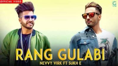 Rang Gulabi - Nevvy Virk Ft. Sukhe
