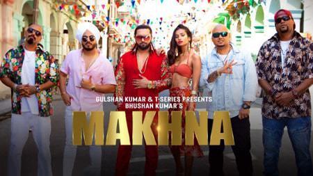 MAKHNA Yo Yo Honey Singh Song