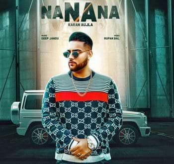 Na Na Na song poster Karan Aujla